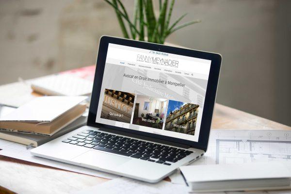 projet site avocat