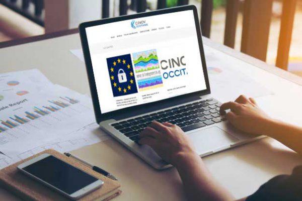 projet site internet cinov occitanie