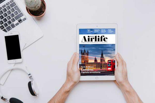 projet traduction magazine air life 4