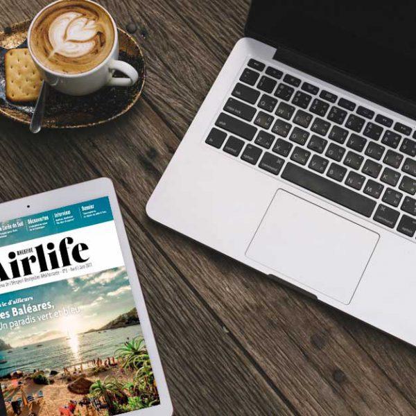 projet traduction magazine air life 5